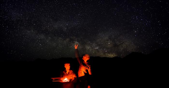Southern Utah town of Torrey receives rare Dark Sky
