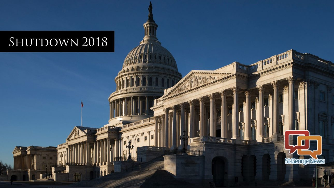 Government shutdown begins  National park impacts in