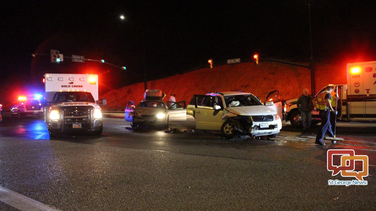Crash at Red Hills Parkway-Skyline Drive intersection results in ...