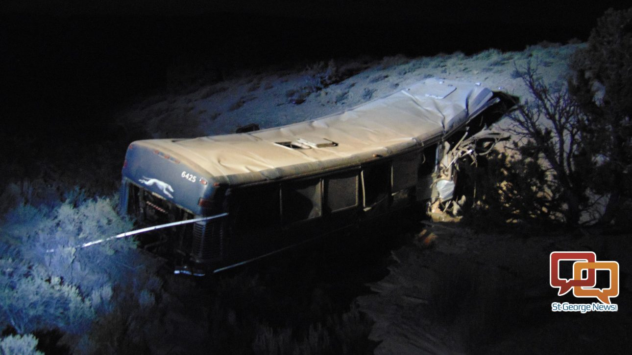 Negligent homicide case eyed in fatal Greyhound bus crash – St