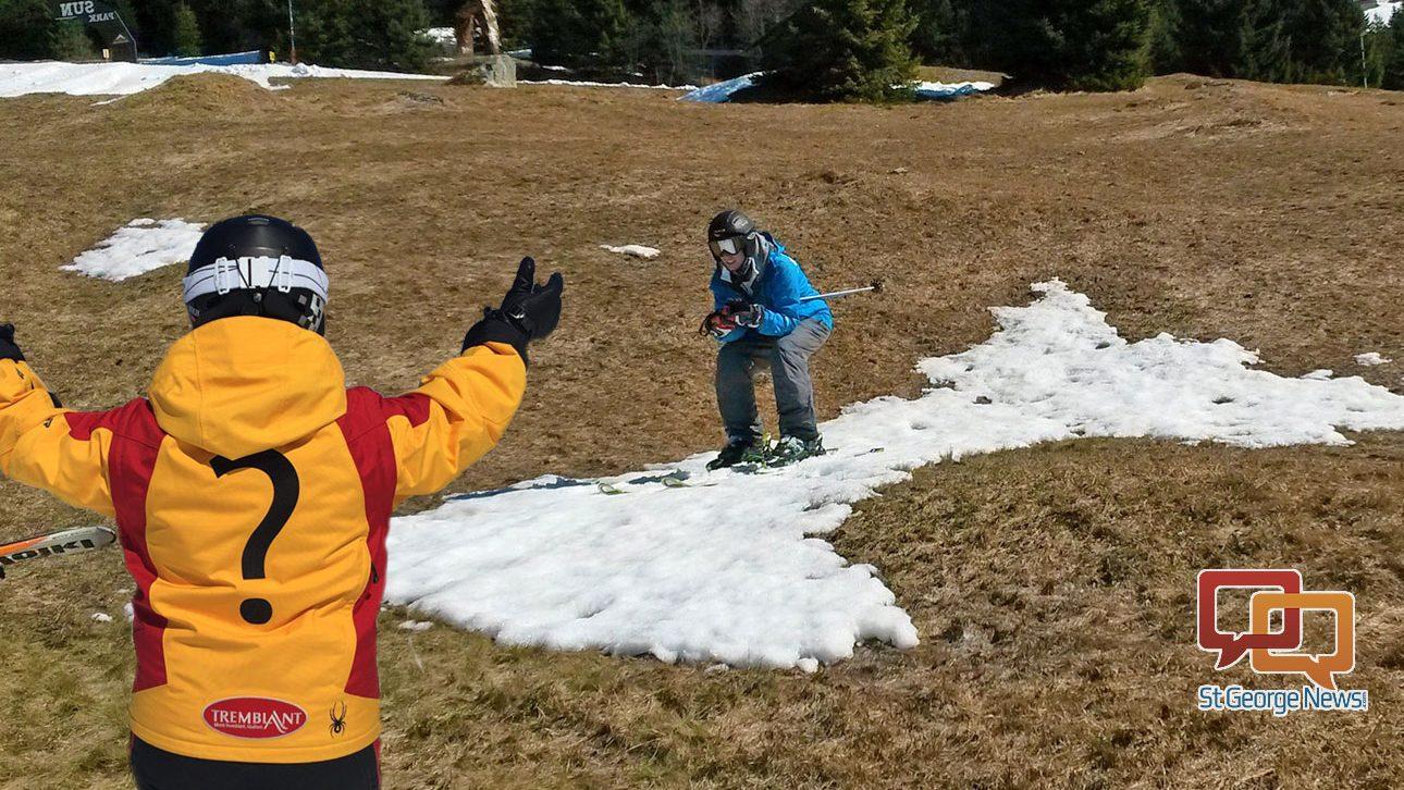 Water officials: Snowpack in southwest Utah 'below abysmal ...