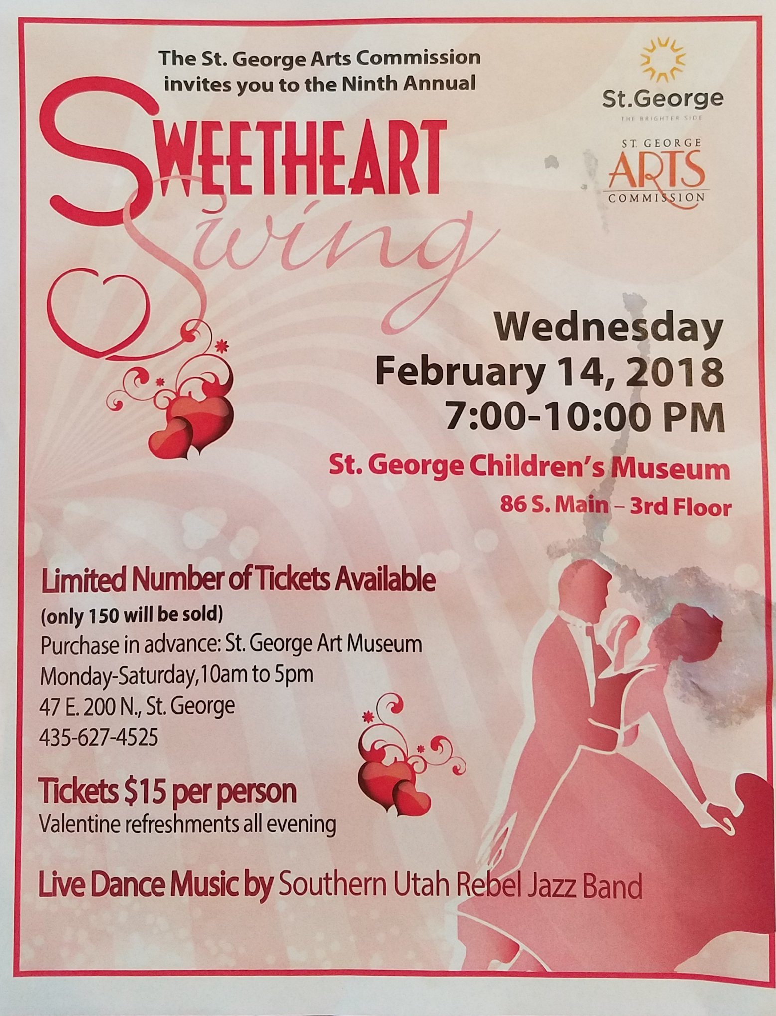 Sweetheart Swing' will make your Valentine dance for joy