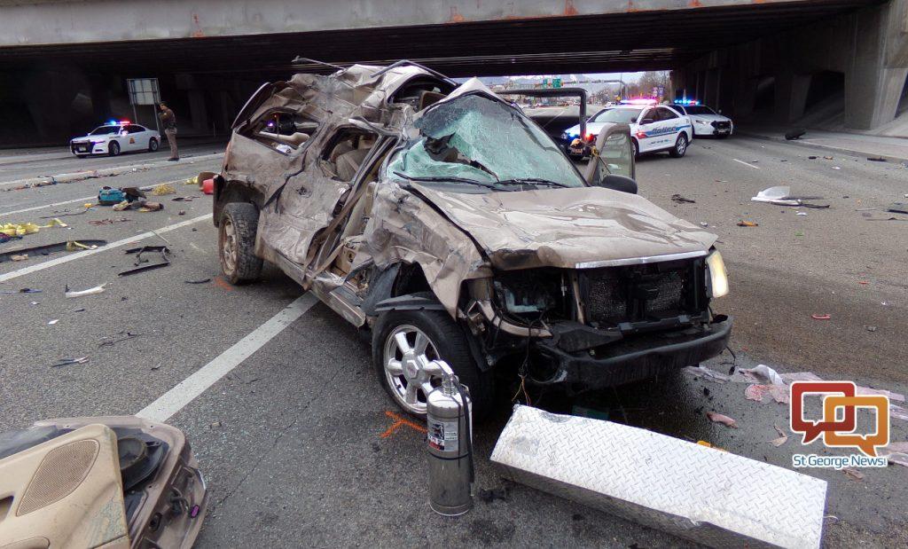 Southern Utah Man Dies After Crash In West Valley City