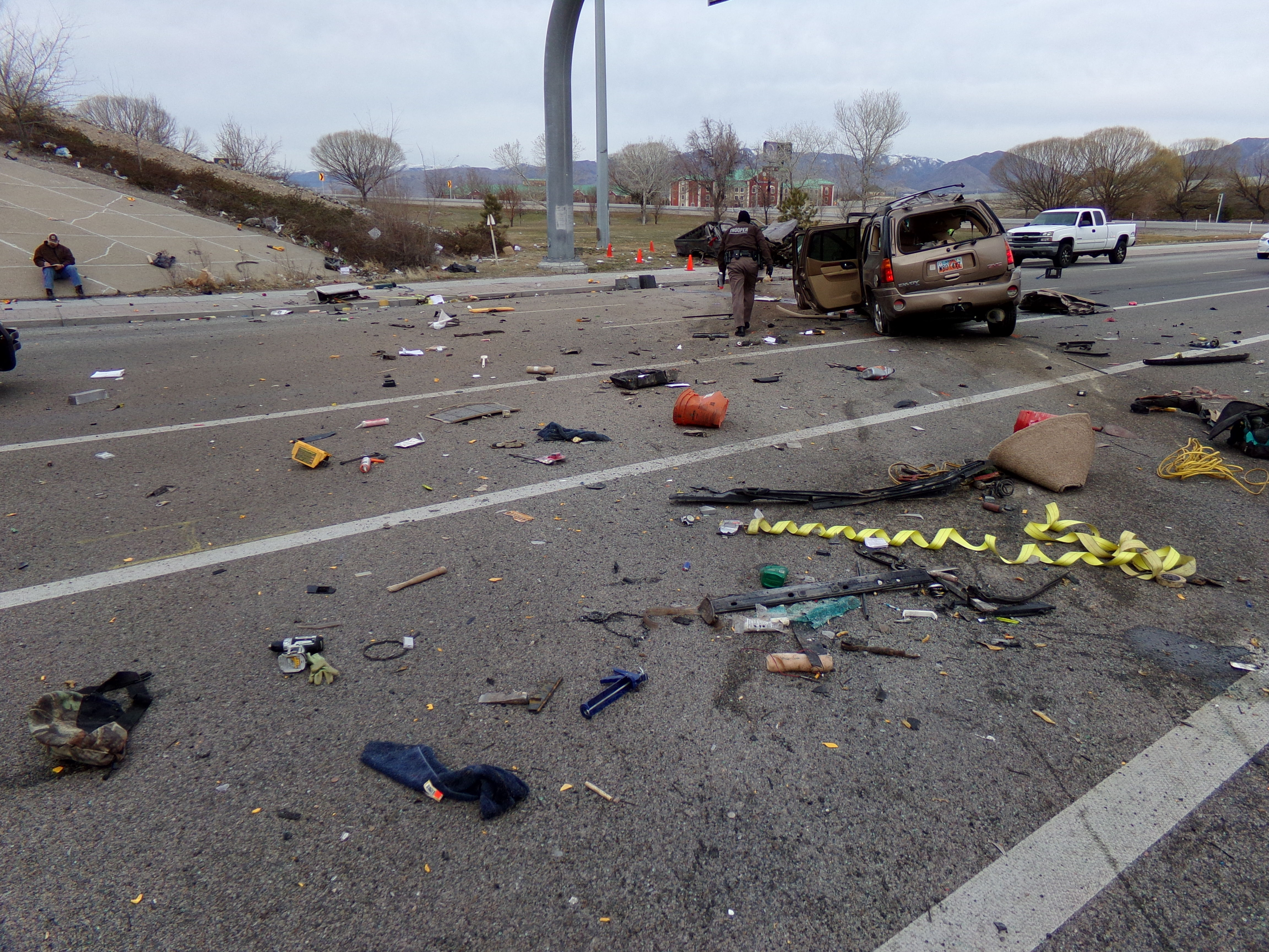 Southern Utah Man Dies After Crash In West Valley City
