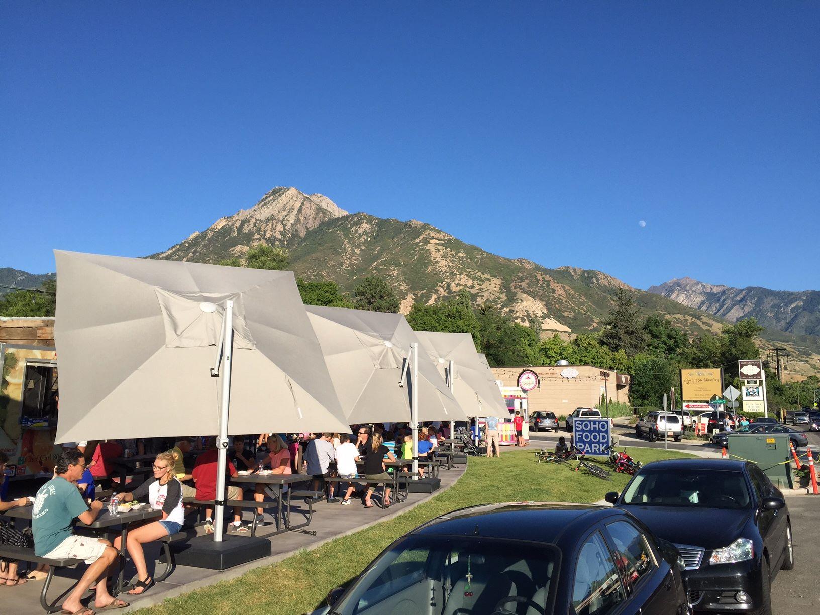 Soho Food Truck Park Utah