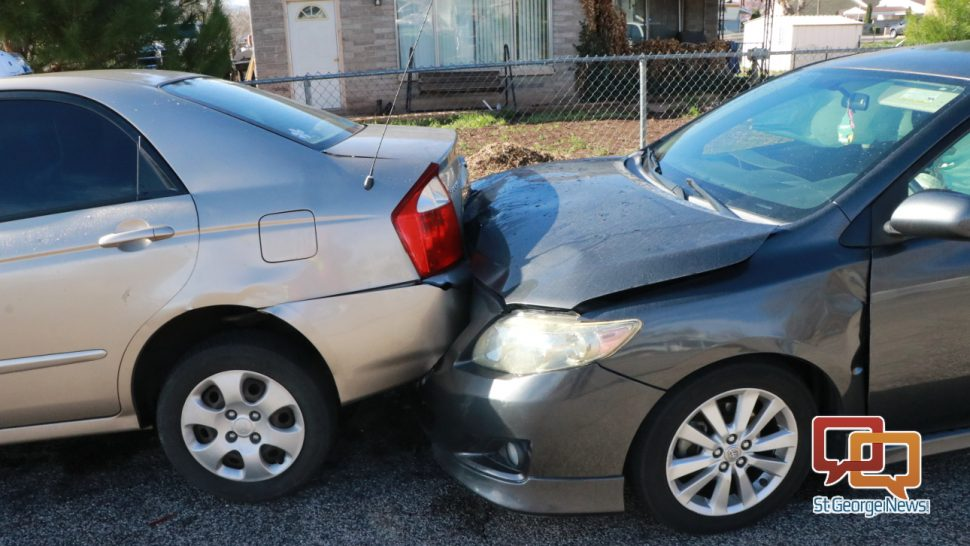 Police: Failure to clear windshield causes collision with parked car ...