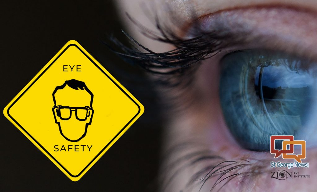 Zion eye institute doctor discusses the importance of eye for Zion motors st george