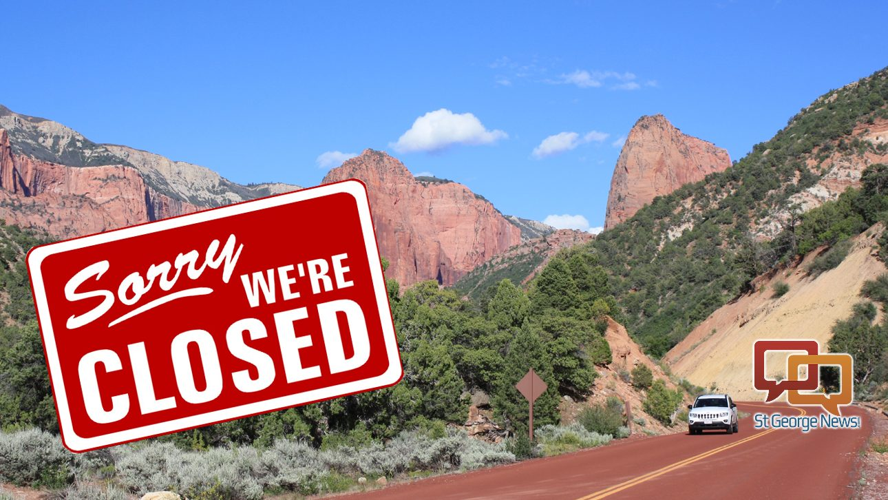Kolob Canyons to close for 7 months – St George News on emerald pools utah, red canyon road utah, kolob canyons utah, snow canyon state park utah, angels landing utah,