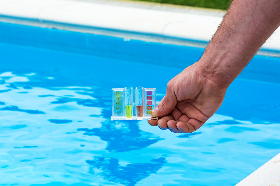 Is your swimming pool ready for spring spot the sharky shark for a spotless pool st george news How to make swimming pool water drinkable