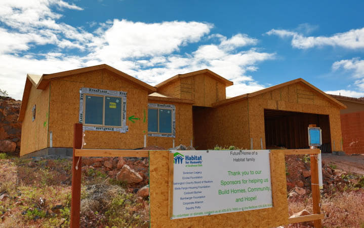 Habitat For Humanity Offers Hand Up To Southern Utah
