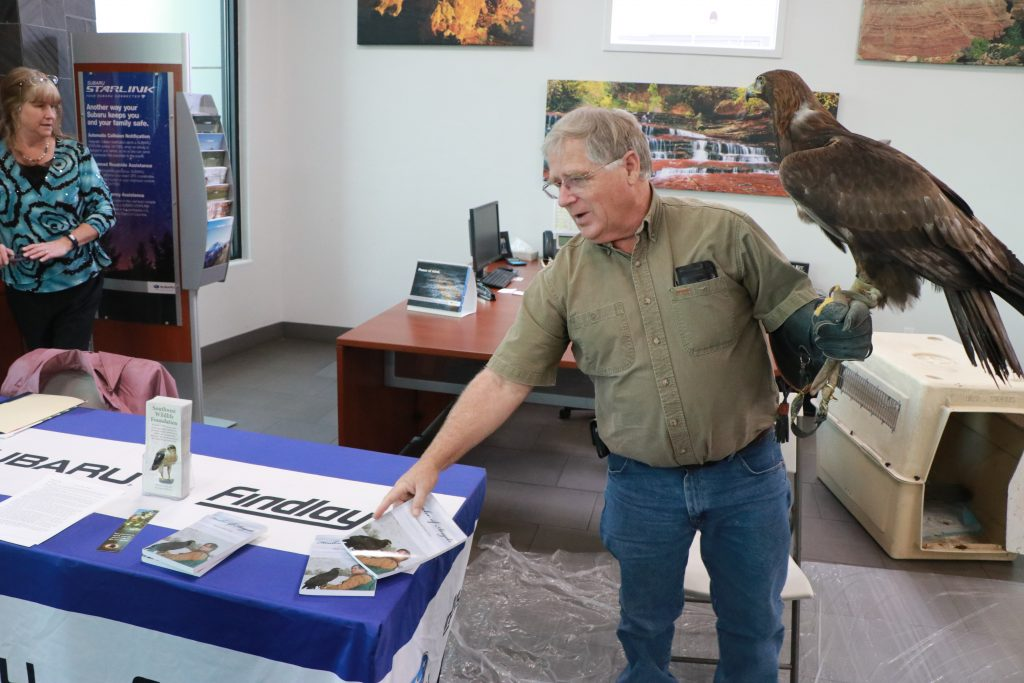 Eagle Man Martin Tyner Honored For 50 Years Of Service
