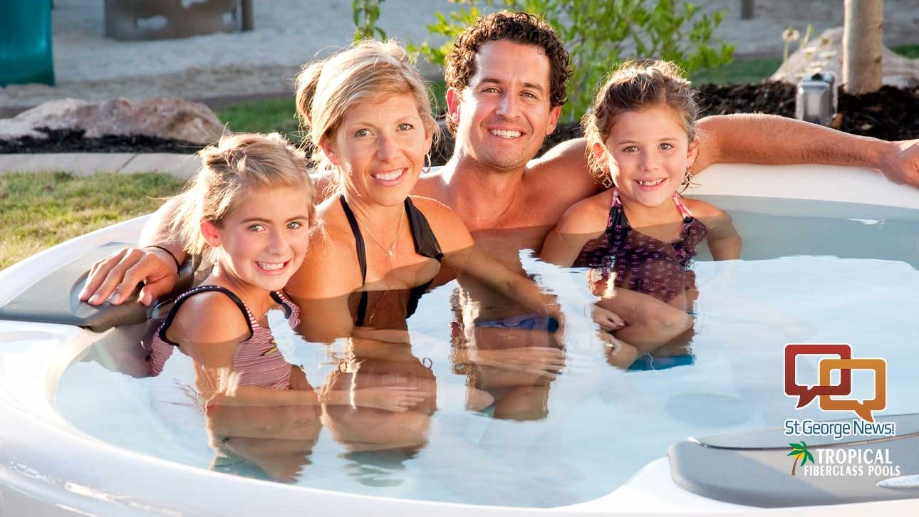 Tropical Fibergl Pools Spas Hosts Tournament For Children S Justice Center 40 Years Of Honesty And Integrity St George News
