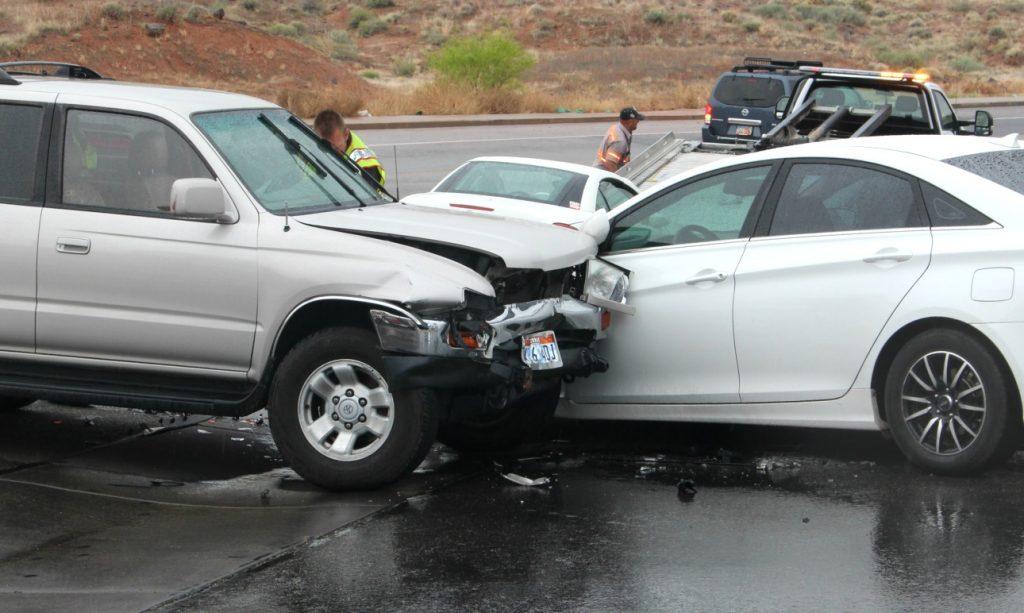 Crash On Medical Center Drive Sends 2 To Hospital St