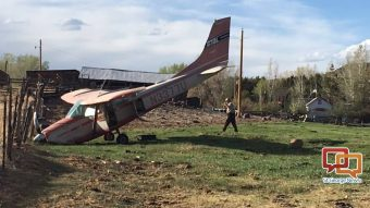 Plane Crash Lands In Garfield County St George News