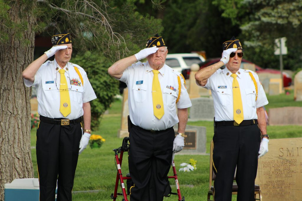 the importance of memorial day celebration People celebrate memorial day by placing flowers on soldier's graves, fly flags at half-staff, attending parades and remembering soldiers who lost their lives .