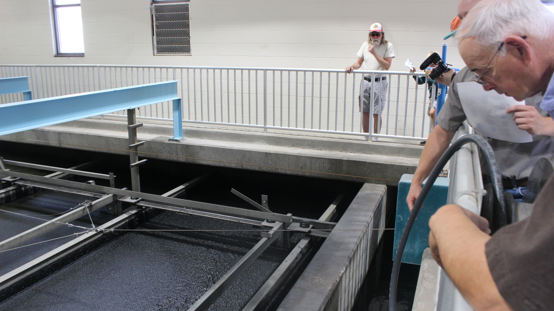 County residents discover how water gets from the Virgin River to ...