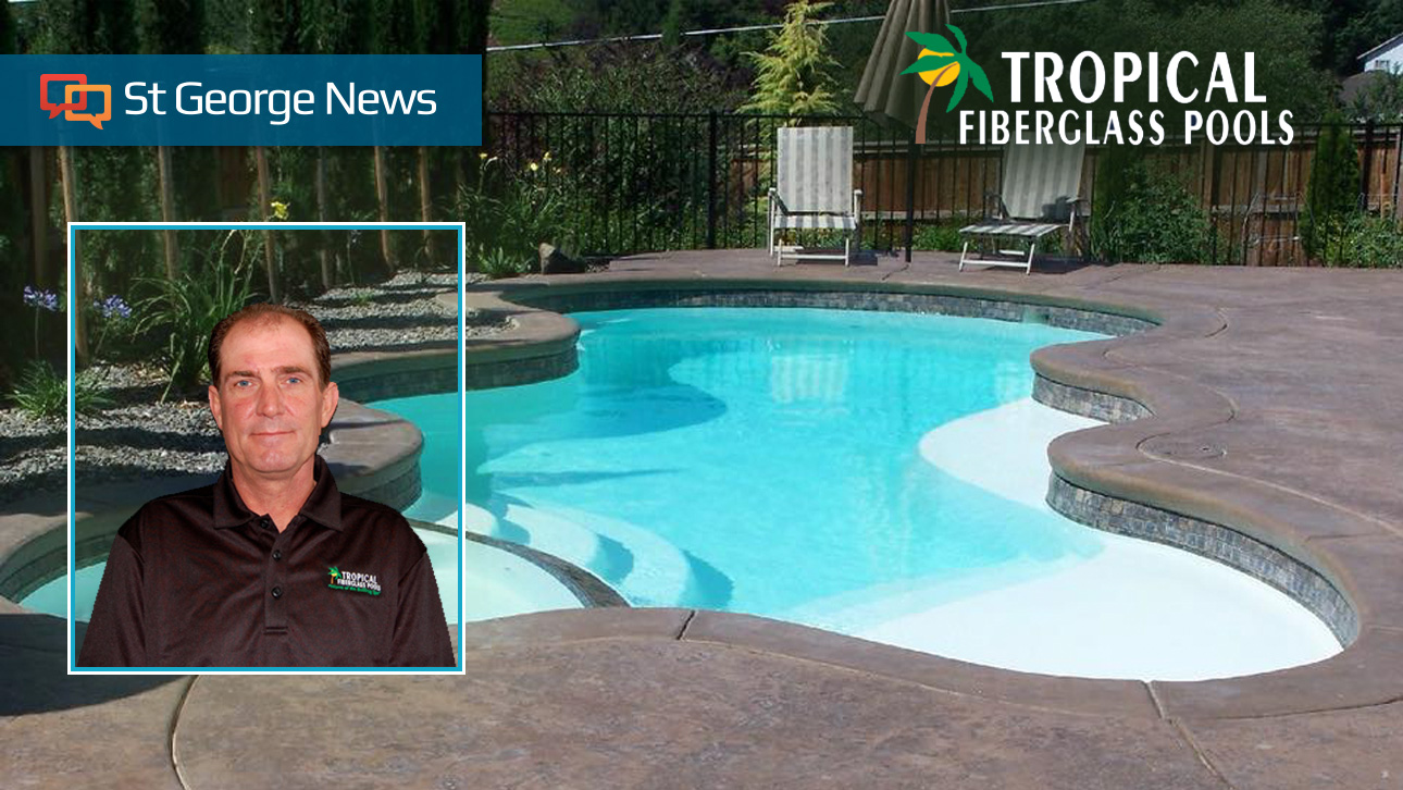 Tropical Fibergl Pools Bullfrog Spas Hires New Executive Of S St George News