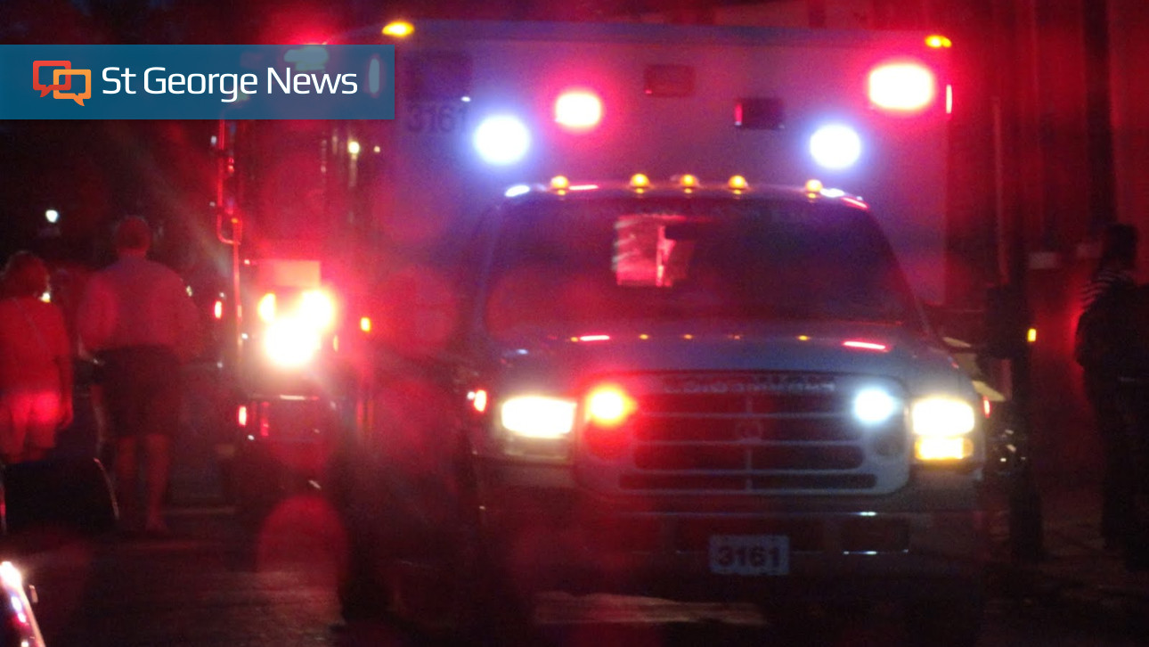 Motorcyclist Severely Injured In Accident On Old Highway