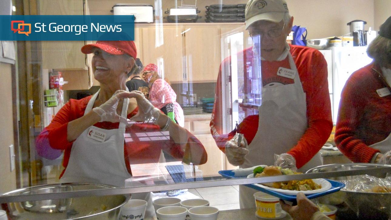 Utah Soup Kitchen Volunteer