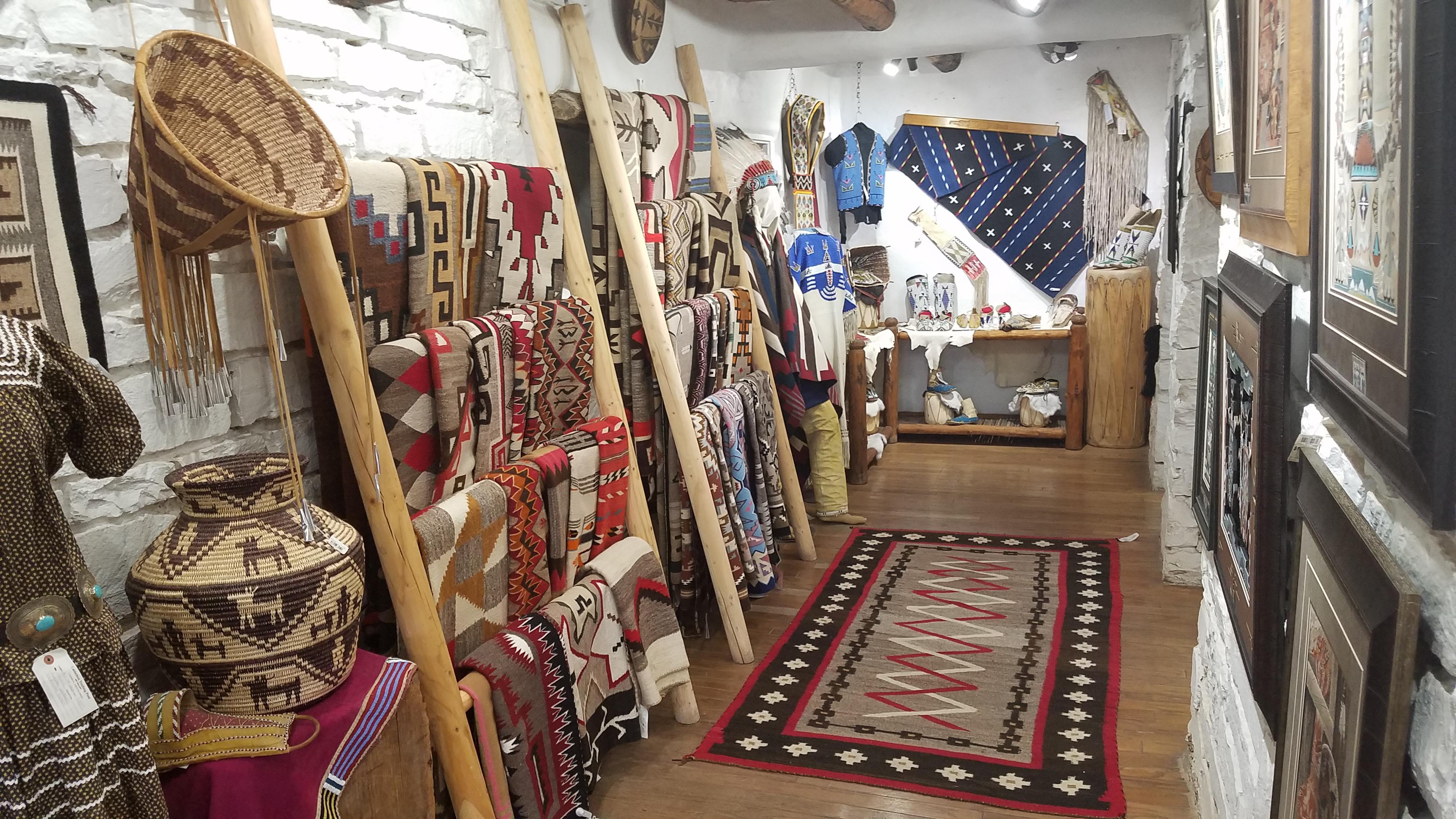 Navajo Arts And Crafts Cameron