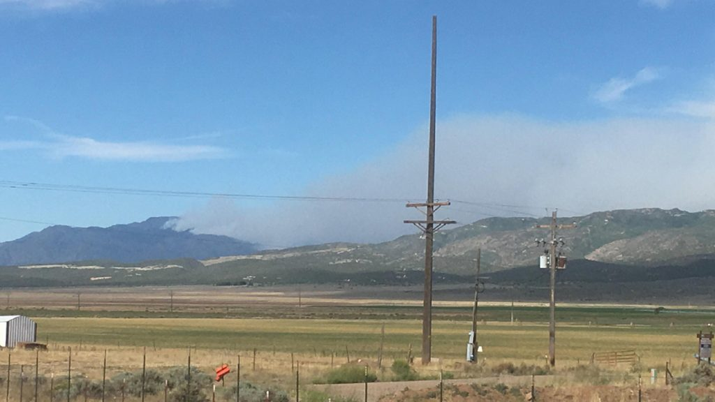 UPDATED: West Valley Fire more than doubles in size ...