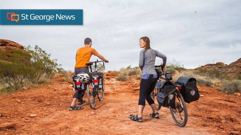 from alaska to argentina st george couple will embark on 2 year
