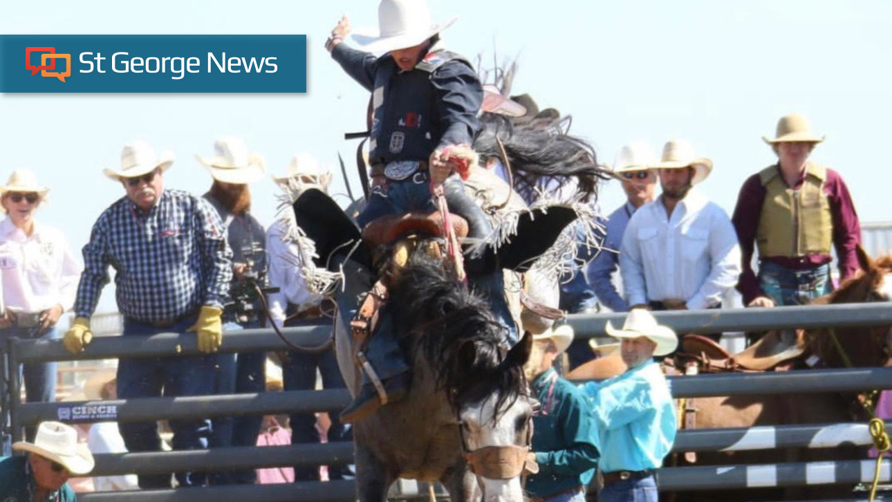Three High School Rodeo Stars Win Events At State Finals