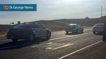 Following too close causes three-car collision on SR-9 – St George News