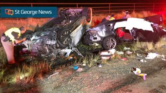 Millard County head-on crash kills 3, critically injures 2 children