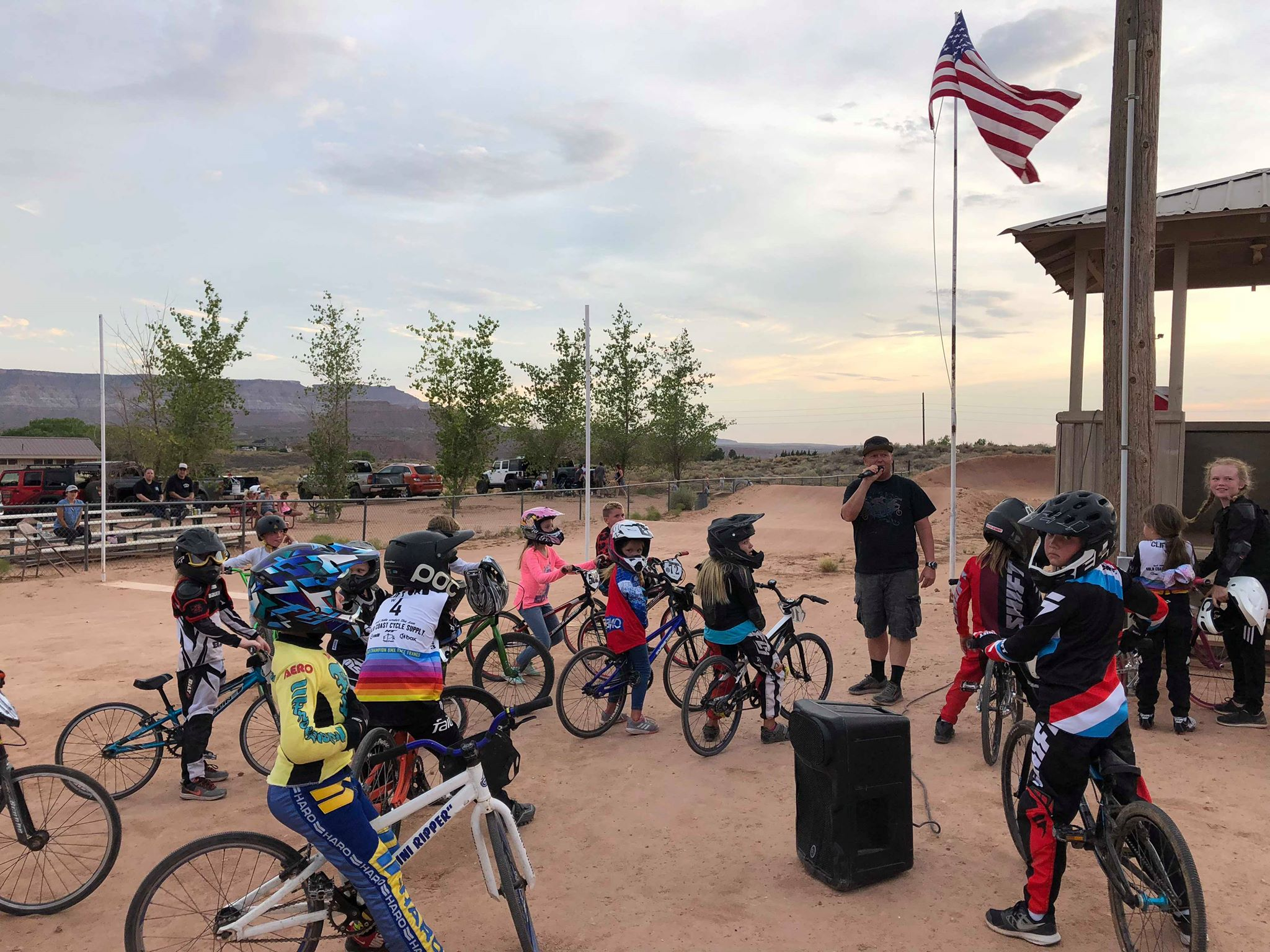 Virgin Bmx Receives Donation From Red Bull Rampage Proceeds To