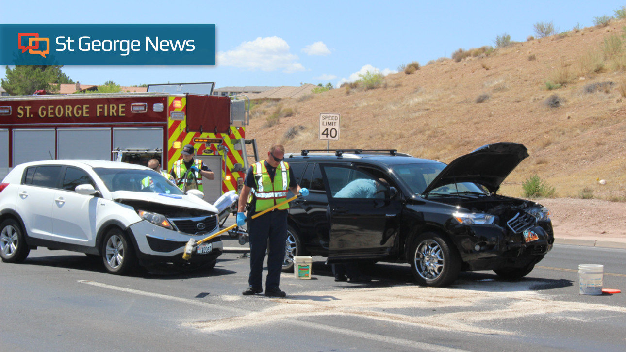 Failure To Yield Leads To Collision On Dixie Drive St
