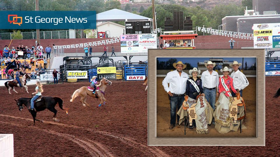 Recently Crowned Dixie Roundup Royalty Keeping Busy In