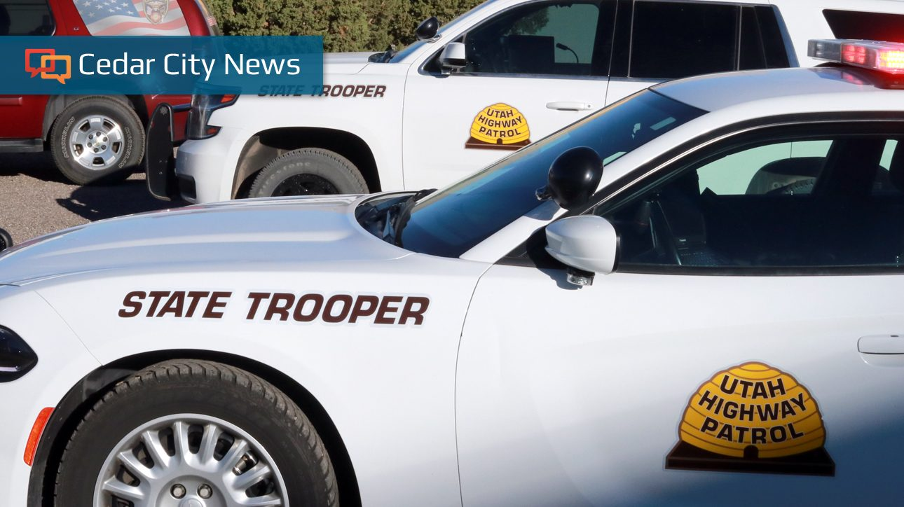 In 3-day span, UHP trooper pulls over 2 vehicles transporting