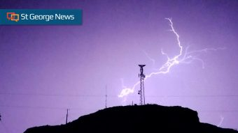 Storm Causes Power Outage In Laverkin St George News