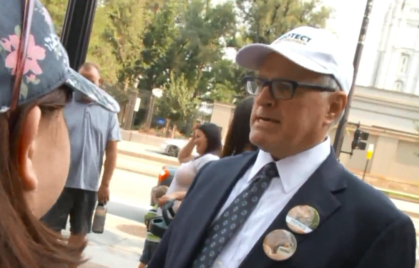 Former Bishop S Hunger Strike Puts More Scrutiny On Mormon