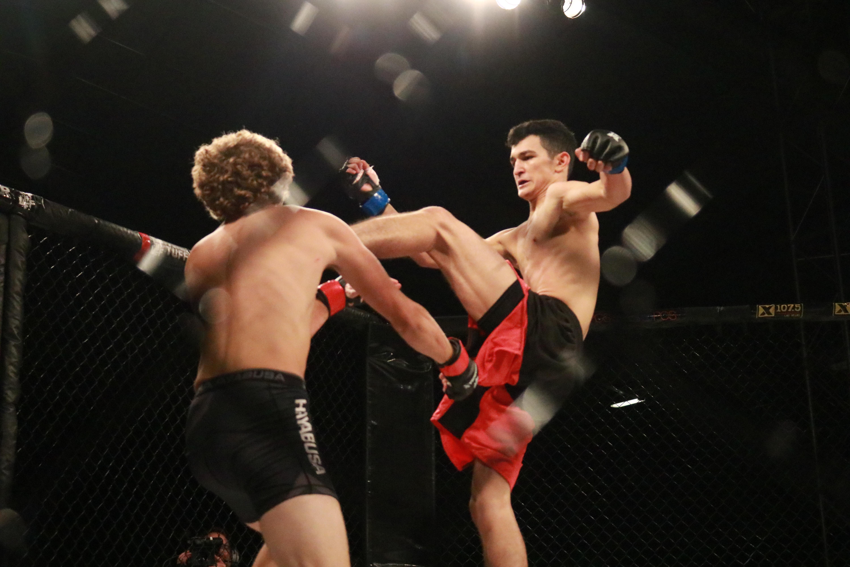 Fight three