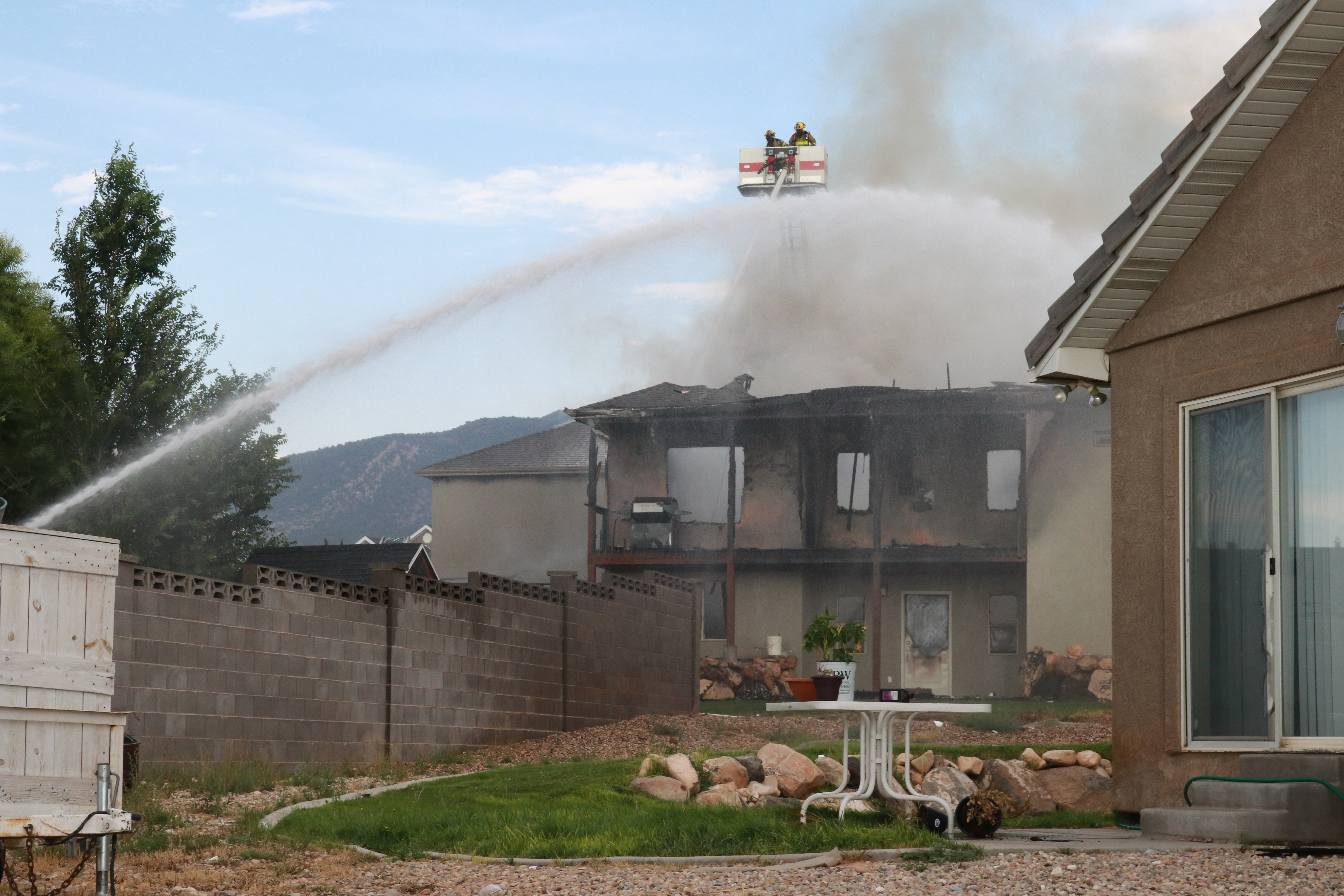 Updated Body Found In Rubble Of Home Decimated By Fire St George News