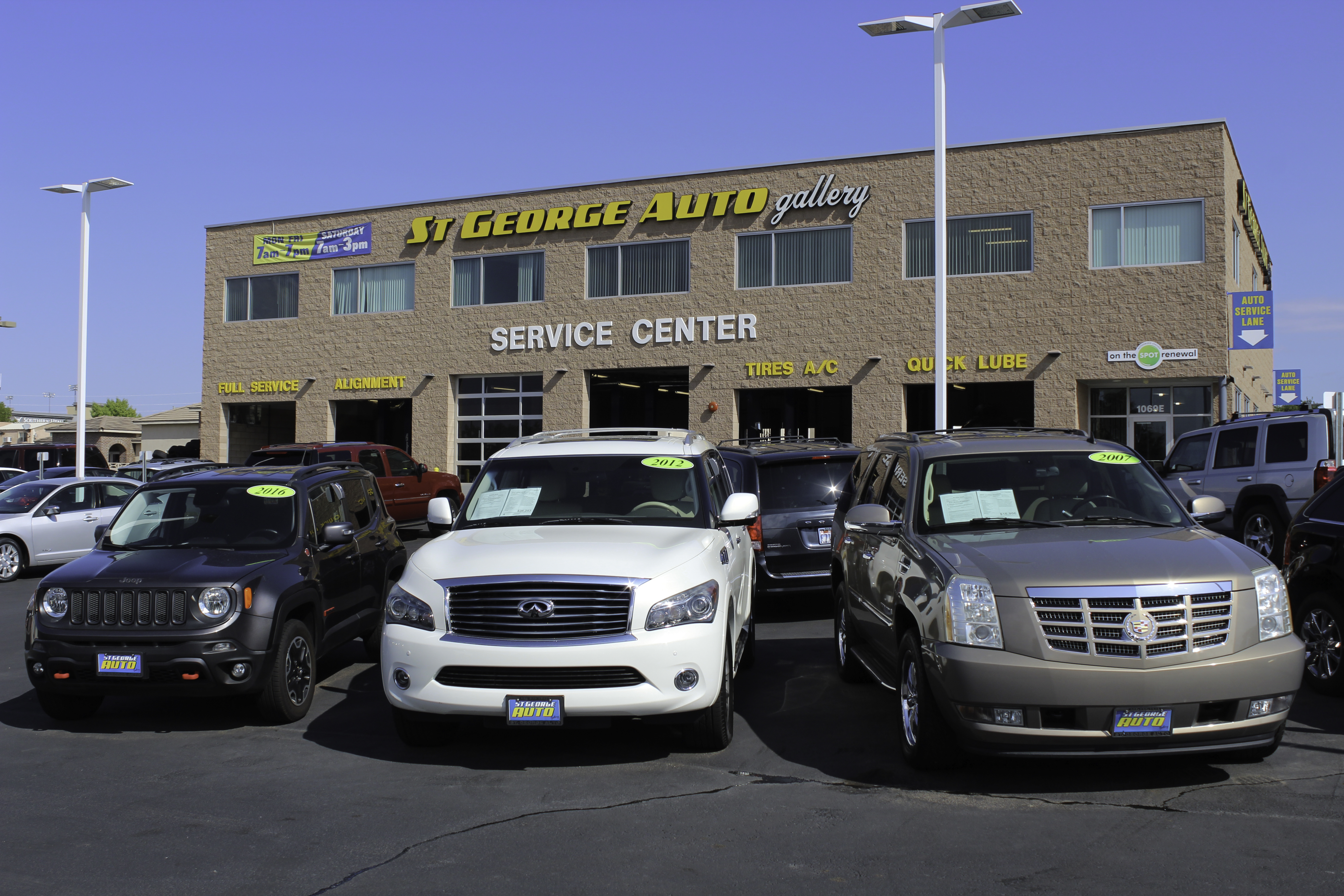 St George Auto >> St George Auto Gallery To Give Away 50 000 Jeep In Quest For The