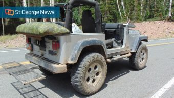 Deer Hunter Killed In Fall From Back Of Jeep St George News