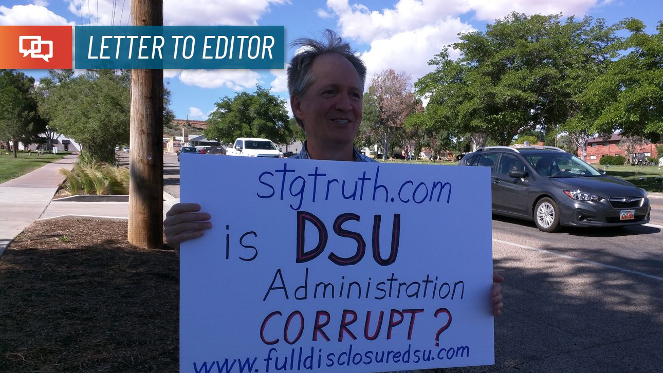 letter to the editor  dsu last chance agreement is