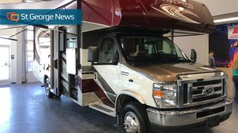 Nielson RV offers $5K reward for info about motor home theft