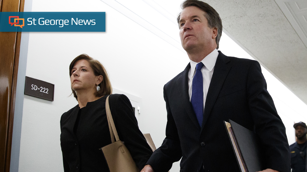 GOP moves Kavanaugh Supreme Court nomination one step ...