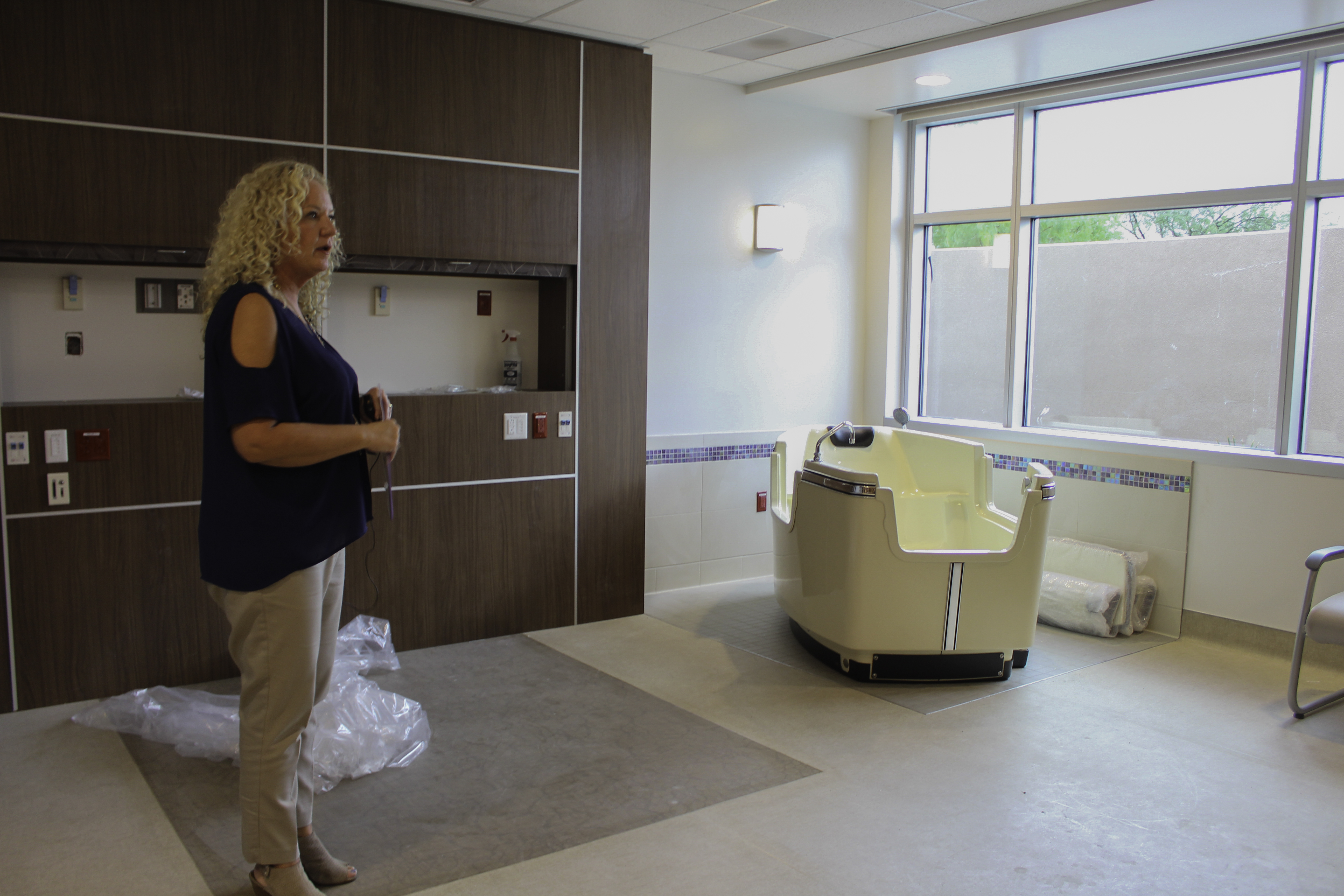 st george news tours drmc expanded facilities in advance of