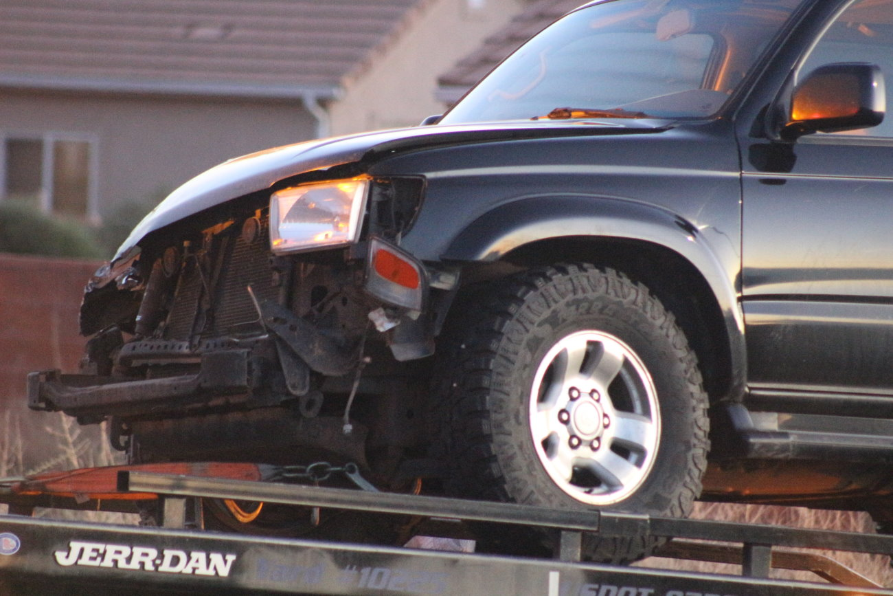 Failure To Yield Results In Crash At Intersection Of Dixie