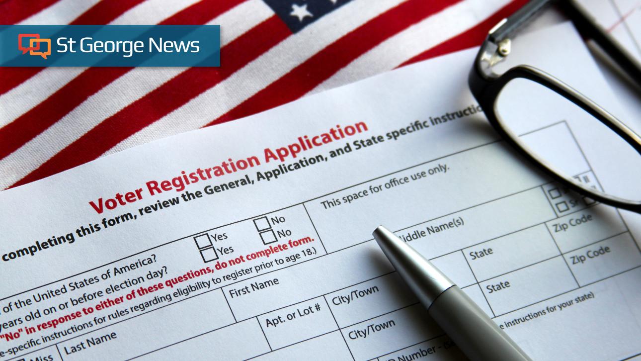 Voter Registration You can now reg...