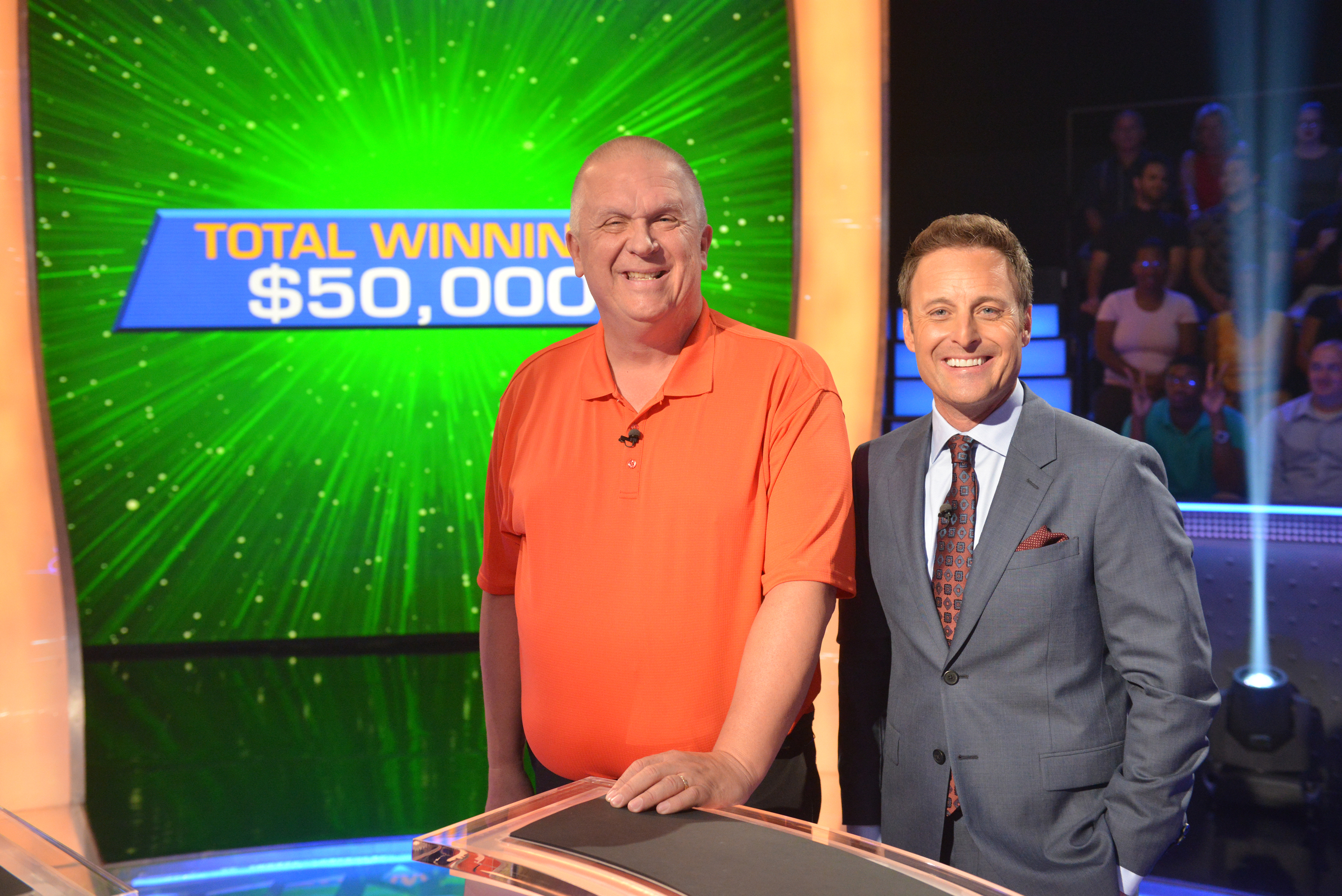 Cedar City man wins 'life-changing' sum of money on 'Who