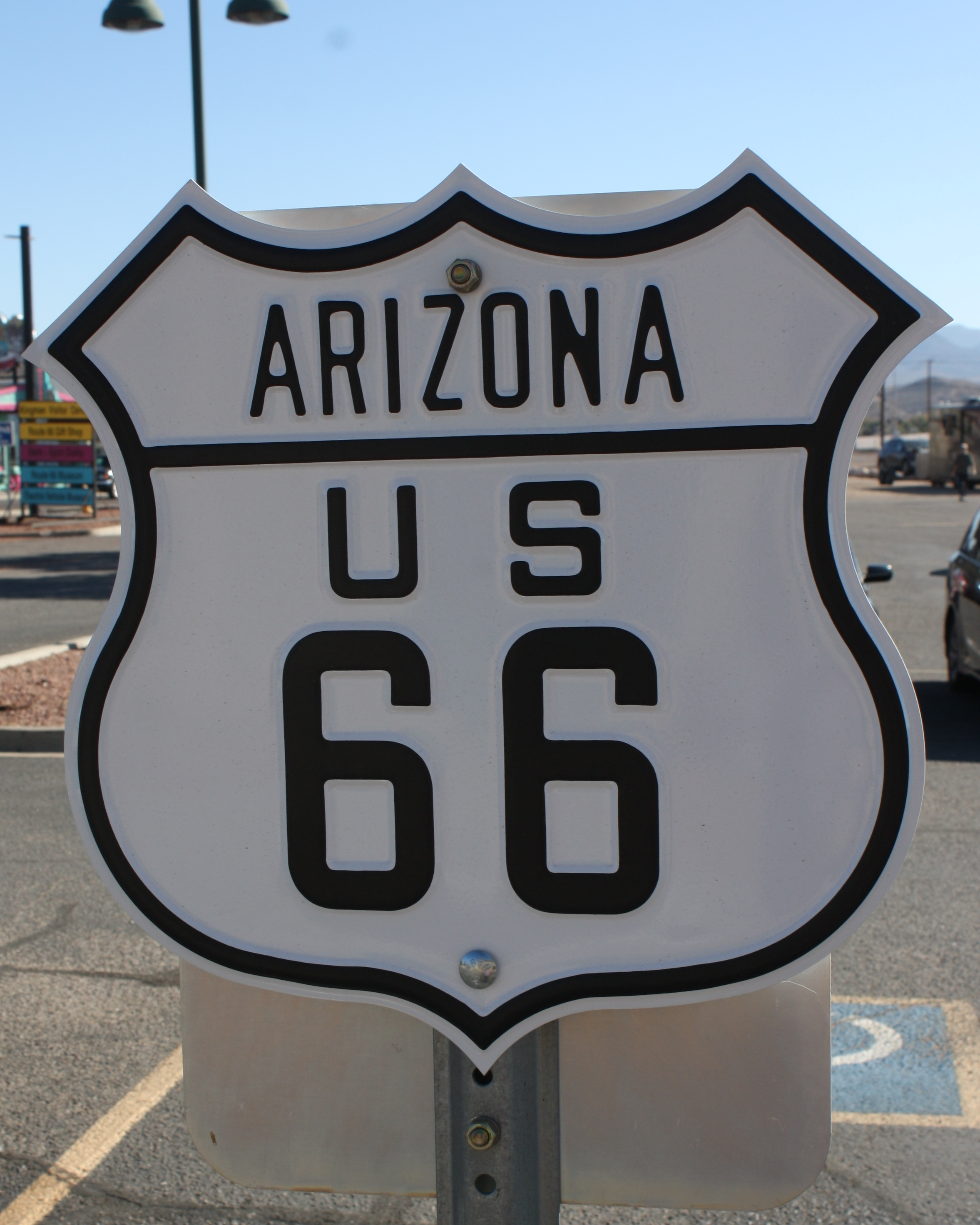 route 66 day; the history and nostalgia of arizona's stretch of the