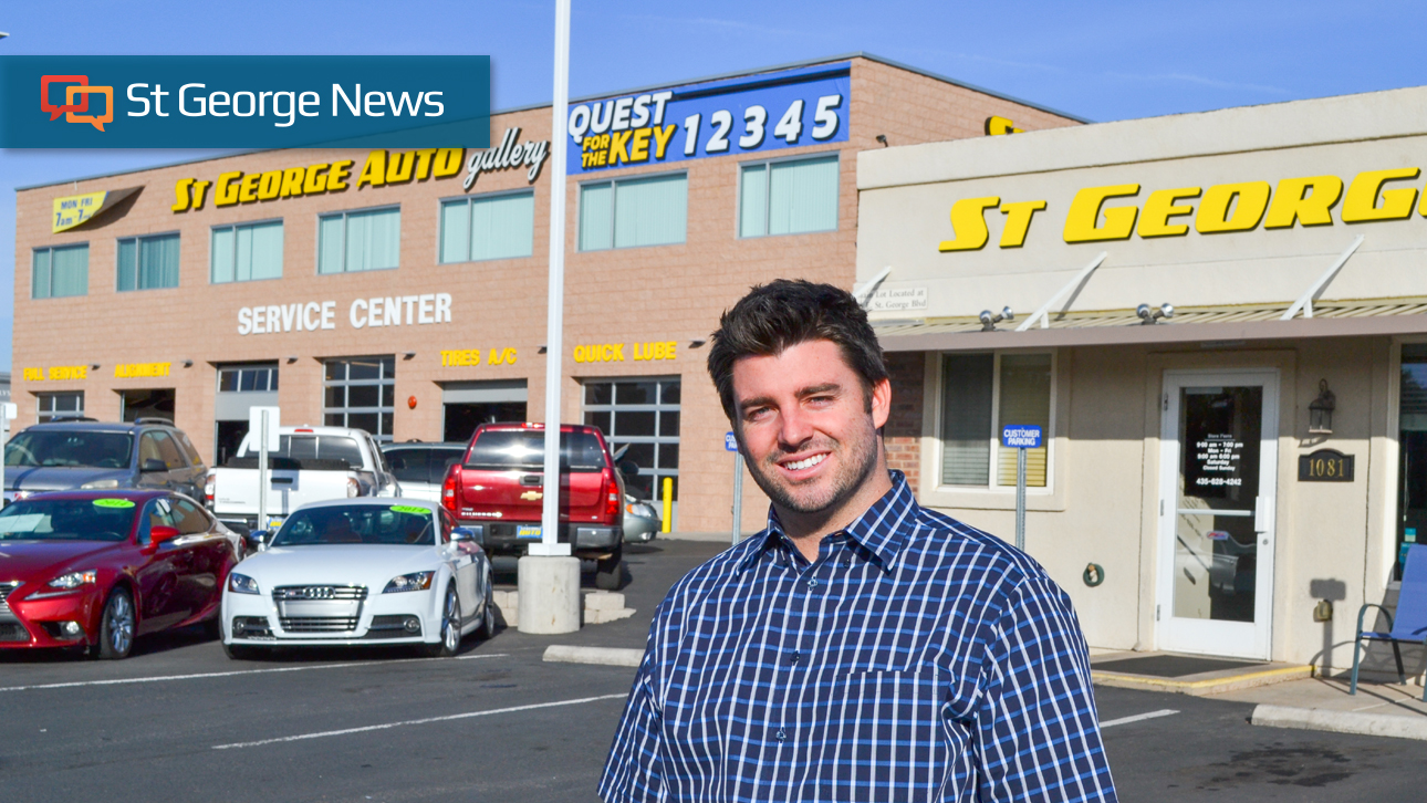 St George Auto >> Young Entrepreneur Aims To Disrupt The Automotive Industry In