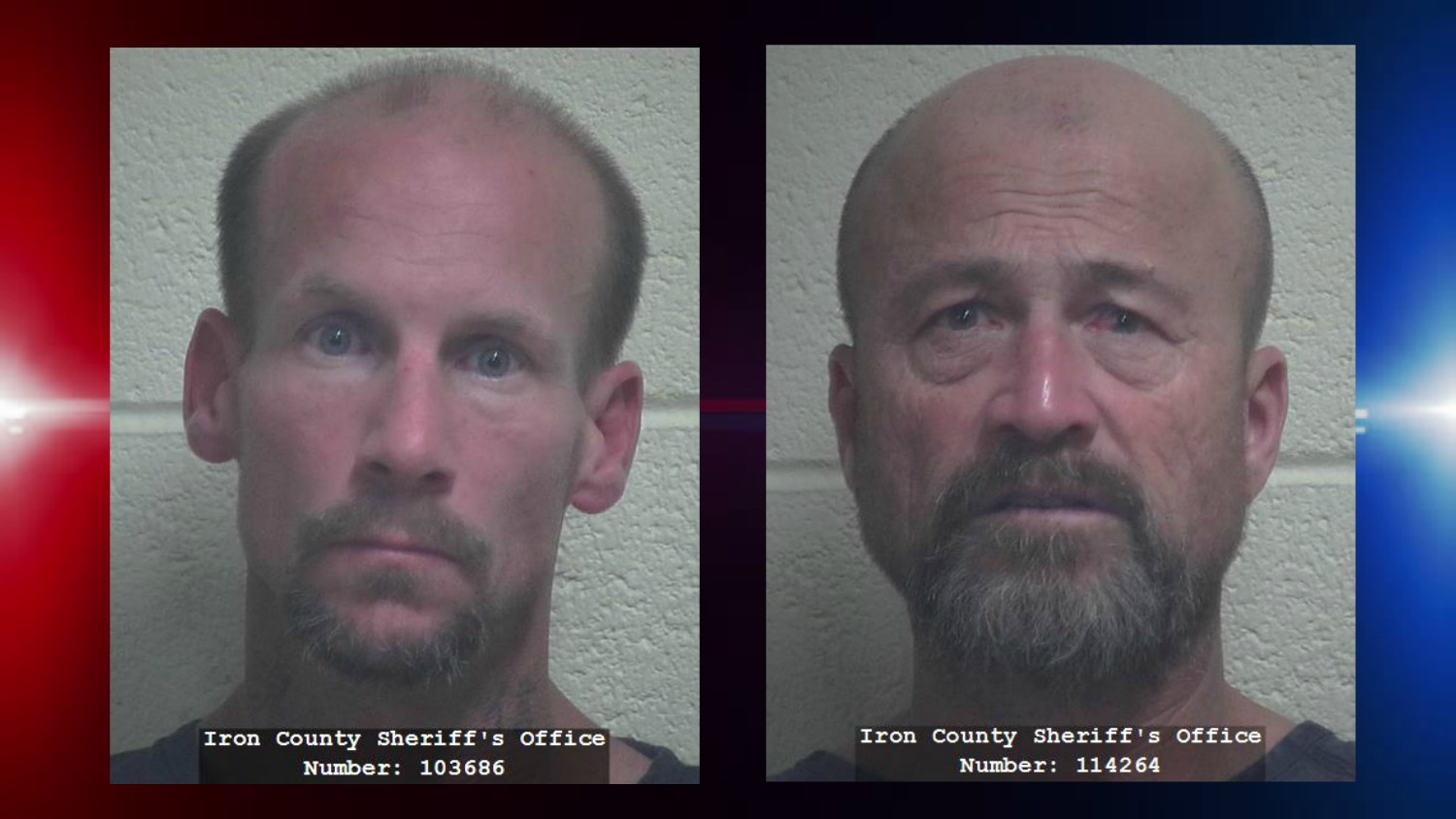 Investigation into Cedar City crime spree ends in arrest of