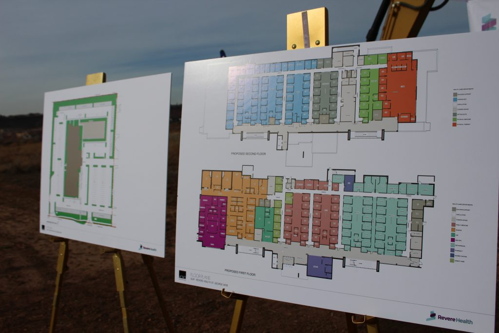 Revere Health S New One Stop Shop For Health Care Breaks Ground In